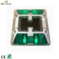 Buy cheap IP68 high bright, high strong Solar Powered LED Reflective Road Stud from wholesalers