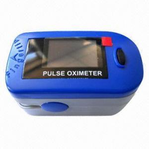 OLED Display Finger Pulse Oximeter