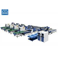 Wholesale Square Linear Guide Rail Wooden Door Production Line Automatic Transfer System from china suppliers