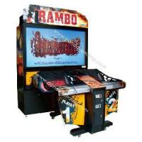 Wholesale Gun Shooting Game Machine (GM-G03, RAMBO) from china suppliers