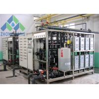 Wholesale SS304 / SS316 Material Commercial Drinking Water Treatment Machine Long Life from china suppliers