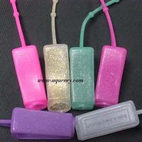Wholesale NEW Silicone perfume holder, Silicone sanitizer holder with bottle from china suppliers
