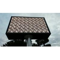 Static Full color P16 Outdoor Led Video Screen Advertising Billboard RGB 6500nits