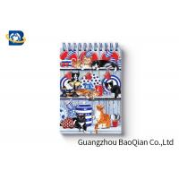 Wholesale Spiral Binding 3D Lenticular Personalised Stationery Notebooks Cartoon Pet Hardcover from china suppliers
