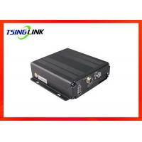 Quality Support Lock Protection Wireless GPS Locating 4 Channel Hybrid Mobile DVR with for sale