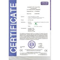 Naturelite Technologies Co.,Limited Certifications