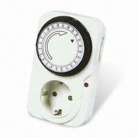 Wholesale Mechanical Timer, Used for Time Setting to Control Other Electric Device from china suppliers