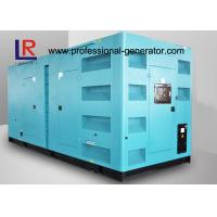 Wholesale CE ISO 680kw 850kVA Silent Diesel Power Generator with Cummins Engine from china suppliers