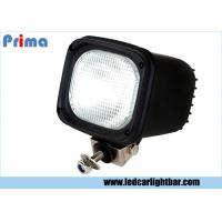 China 4 Inch Xenon Off Road Hid Lights 55W Power 12 Voltage Flood Beam 3200LM / 4000LM on sale
