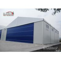 Wholesale Aluminum Curve Portable Aircraft Hangars Construction A Frame Snow Resistance from china suppliers