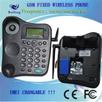 Wholesale GSM Fixed wireless phone IMEI changable from china suppliers