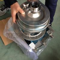 Wholesale Standard Mechanical Industrial Stainless Steel Centrifugal Pump  DAIRY & PHARMACEUTICAL PUMP from china suppliers