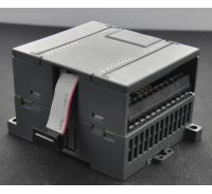 Wholesale UniMAT 200PLC Automation Direct PLC Digital Module EM221 16 DI 24V DC Equivalent Of Siemens PLC from china suppliers