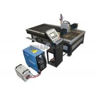 Wholesale Heavy Duty Industrial Plasma Cutter , Custom Computer Controlled Plasma Cutter from china suppliers