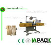 Buy cheap High Power Auxiliary Equipment Hot Melt Packaging Tape Sewing Machine from wholesalers