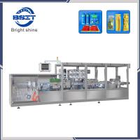 China Plastic Ampoule Washing Lotion Forming Filling Sealing Machine for Hotel Cleaning Use on sale