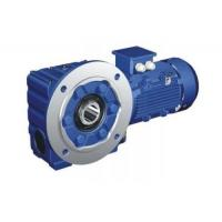 Wholesale K series helical bevel gear reducer stepper motor from china suppliers