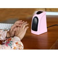 Wholesale Mini Energy Efficient Fan Heater , Low Power Fan Heater Fire Resistant ABS Material from china suppliers