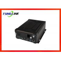 Wholesale 4G 1080P Vehicle Mobile NVR With GPS WiFi Hard Disk ROHS Certificated from china suppliers