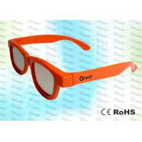 Wholesale Adult RealD and Master Image Circular polarized 3D glasses with polarized lens from china suppliers