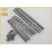 Wholesale High Hardness Rectangular Carbide Blanks RX10 For Solid Wood / Dry Wood from china suppliers