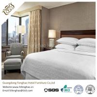 China Contemporary  5 Star Presidential Suite Hotel Bedroom Furniture Sets For Single Or Double Room on sale