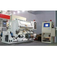 China doctoring rewinding machine slitter rewinder machine paper aluminium foil rewinding machine fabric inspection on sale
