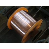 Wholesale 0.35*0.35mm square copper clad steel wire from china suppliers
