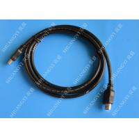 China HDMI To HDMI High Speed HDMI Cable , Coaxial Customized 3D HDMI Cable on sale