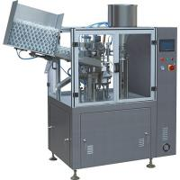 Buy cheap Pneumatic Compact Automatic Paste Filling Machine Meet GMP Standard from wholesalers