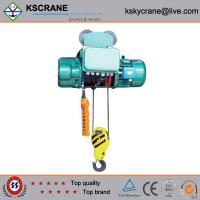 Wholesale 1t/2t/3t/5t/10t Cable Hoist With Electric Trolley and Radio Controller from china suppliers