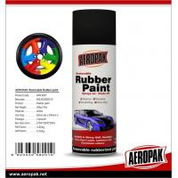 High Quality Low Price Removable Acrylic Aerosol Colorful Plastic Dip Rubber Spray Paint