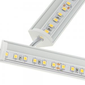 China High CRI 12 Volt Led Rope Lights 12mm PCB SMD 2835 3528 5050 5630 Hard Rigid Bar on sale