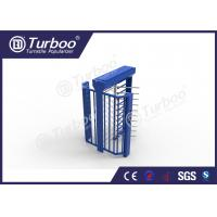 Wholesale Electric Magnetic Lock Full Height Turnstile , High Security Turnstile from china suppliers