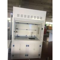 Wholesale Laboratory Furniture Safe Ductless Fume Hood Exhuasted System CE / ISO from china suppliers