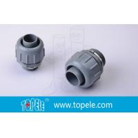 Wholesale PVC Plastic Flexible Conduit And Fittings Non Metallic Liquid Tight Connectors Straight from china suppliers