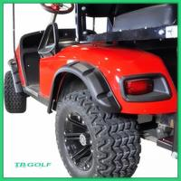 Wholesale Standard Golf Cart Fender Flares With Hardware PP Material For Ez Go Rxv from china suppliers