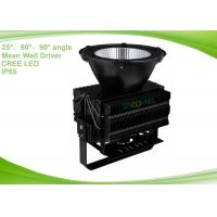 China CREE 500w LED Industrial Lighting Fixture Beam Angle 25° 60° 90° on sale