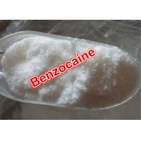 China Supply High Purity Benzocaine Powder 100% Safe Delivery to UK Local Anesthetic White Powder on sale