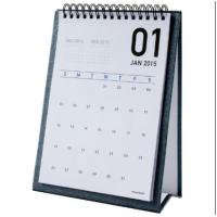 Wholesale Table Monthly Easel Desk Calendar Sticky Notes For Weekly / Daily Planner from china suppliers