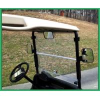 Wholesale Left And Right Golf Cart Rear View Mirror 180 Degree Views Black Color from china suppliers