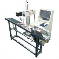 Wholesale 30W CO2 Laser Marking Machine for Production Date Marking , Industrial Laser Engraver from china suppliers