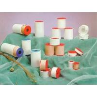 China Zinc oxide adhesive plaster surgical tapes medical tapes for surgical banding or taping use white on sale