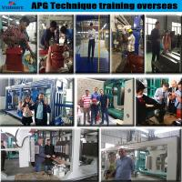 Wholesale Esin transfer molding machine for voltage instrument transformer from china suppliers