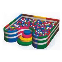 Wholesale PLLPDE Plastic Oceanball Pool Bounces for Toddlers HAP-19505 from china suppliers