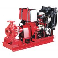 Wholesale Electric start diesel engine fire pump water centrifugal pump 4 stroke direct injection engine from china suppliers
