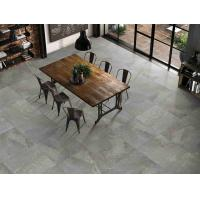 Wholesale Antique 3D Inkjet Marble Modern Grey Floor Tiles Matte Finished Stain Proof from china suppliers