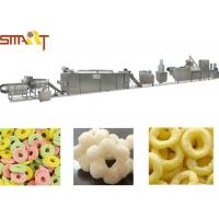 Wholesale WEG Motor ABB Electric Parts SR -70 Corn Puff Extruder Machine , Corn Puff Making Machine from china suppliers