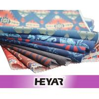Quality Dri-release Yarn Direct Colorful Flower Digital Printing Cotton Polyester Fabric and Textile for Jacket Shirt Shots for sale