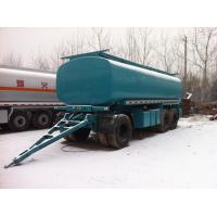 Wholesale 6253GYY-Draw Bar Monoblock Tanker with 3 axles from china suppliers